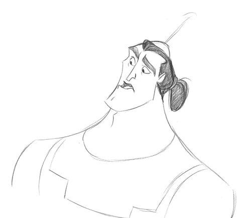 Kuzco, l'Empereur Mégalo [Walt Disney -2001] - Page 6 Art+of+the+Emperor%27s+New+Groove+B+-+20