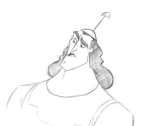 Kuzco, l'Empereur Mégalo [Walt Disney -2001] - Page 6 Art+of+the+Emperor%27s+New+Groove+B+-+21