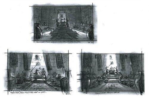 Kuzco, l'Empereur Mégalo [Walt Disney -2001] - Page 6 Art+of+the+Emperor%27s+New+Groove+D3+-+2