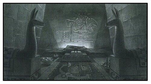 Kuzco, l'Empereur Mégalo [Walt Disney -2001] - Page 6 Art+of+the+Emperor%27s+New+Groove+E+-+109