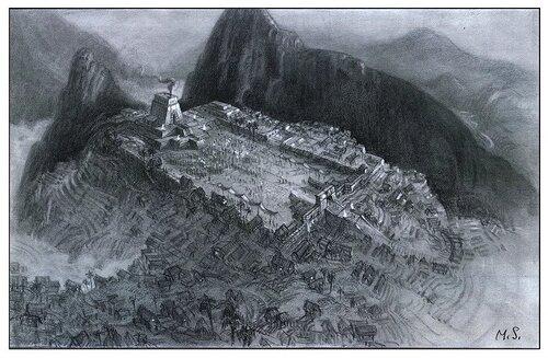 Kuzco, l'Empereur Mégalo [Walt Disney -2001] - Page 6 Art+of+the+Emperor%27s+New+Groove+E+-+124