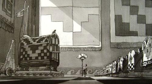 Kuzco, l'Empereur Mégalo [Walt Disney -2001] - Page 6 Art+of+the+Emperor%27s+New+Groove+E+-+130
