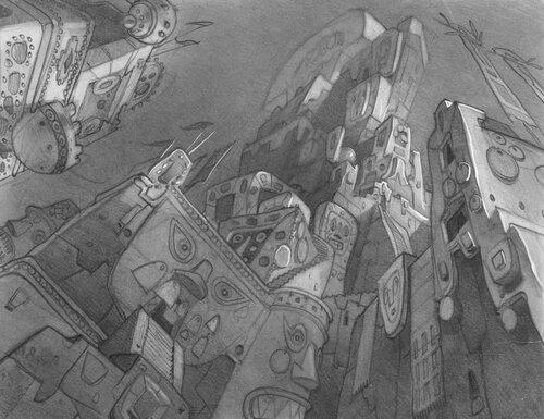 Kuzco, l'Empereur Mégalo [Walt Disney -2001] - Page 6 Art+of+the+Emperor%27s+New+Groove+E+-+141