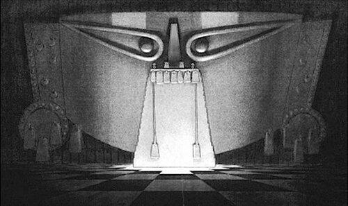 Kuzco, l'Empereur Mégalo [Walt Disney -2001] - Page 6 Art+of+the+Emperor%27s+New+Groove+E+-+143