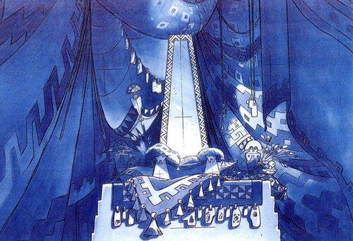 Kuzco, l'Empereur Mégalo [Walt Disney -2001] - Page 6 Art+of+the+Emperor%27s+New+Groove+E2+-+9