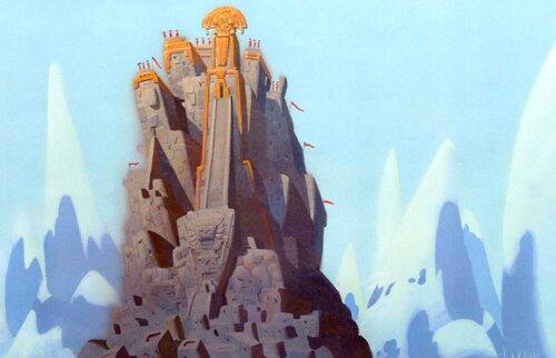 Kuzco, l'Empereur Mégalo [Walt Disney -2001] - Page 6 Art+of+the+Emperor%27s+New+Groove+F+-+5