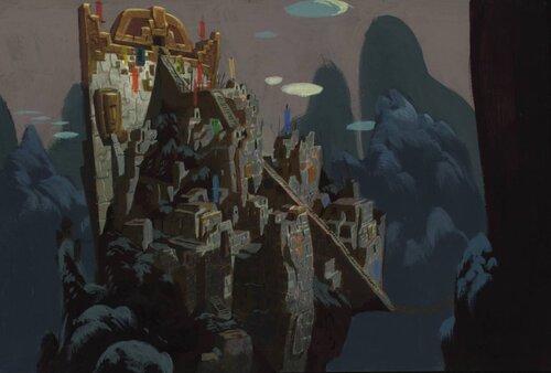 Kuzco, l'Empereur Mégalo [Walt Disney -2001] - Page 6 Art+of+the+Emperor%27s+New+Groove+F+-+32
