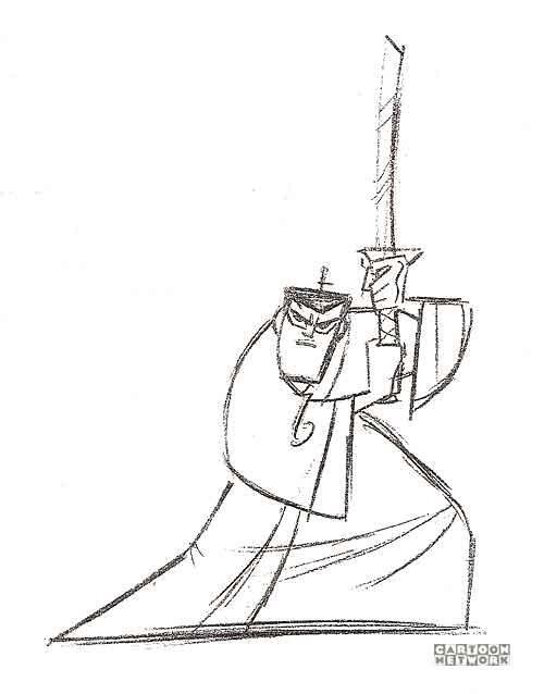 Art Of Samurai Jack