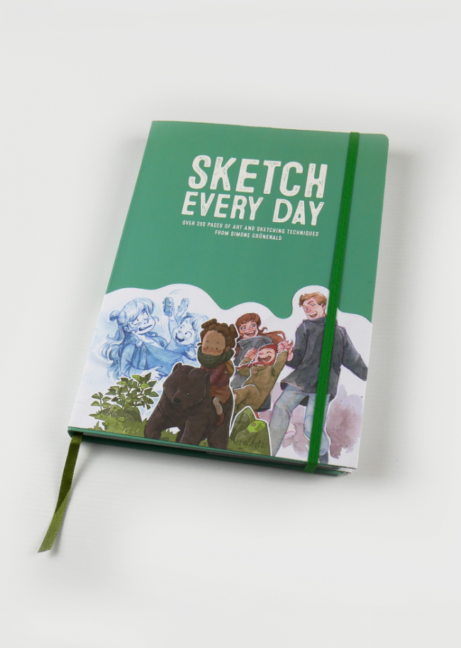 Books For Character Designers