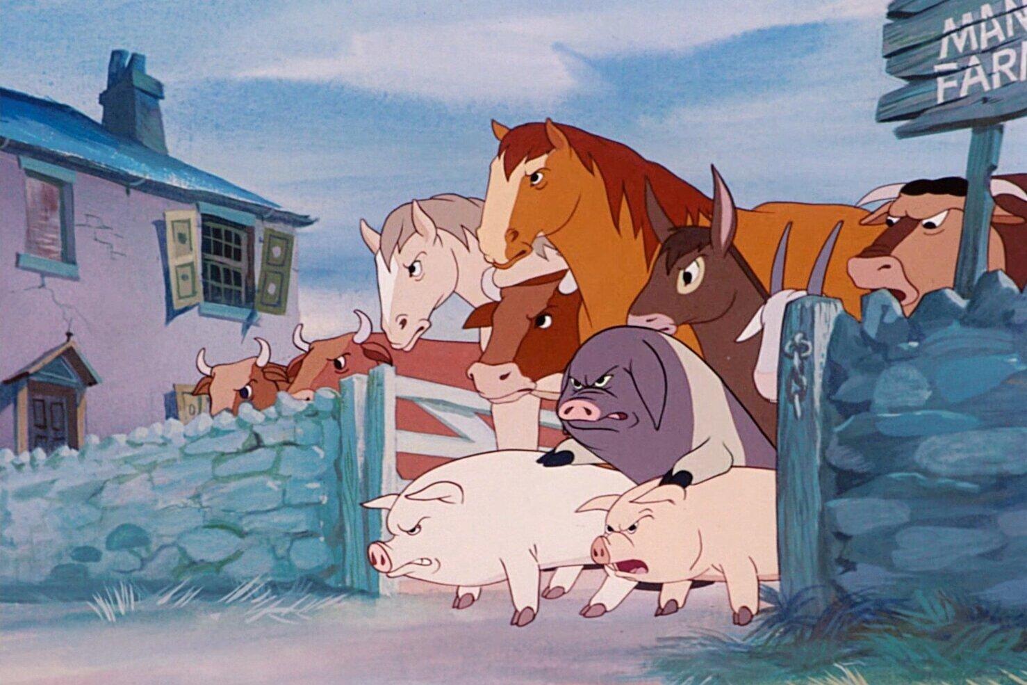 Art Of Animal Farm