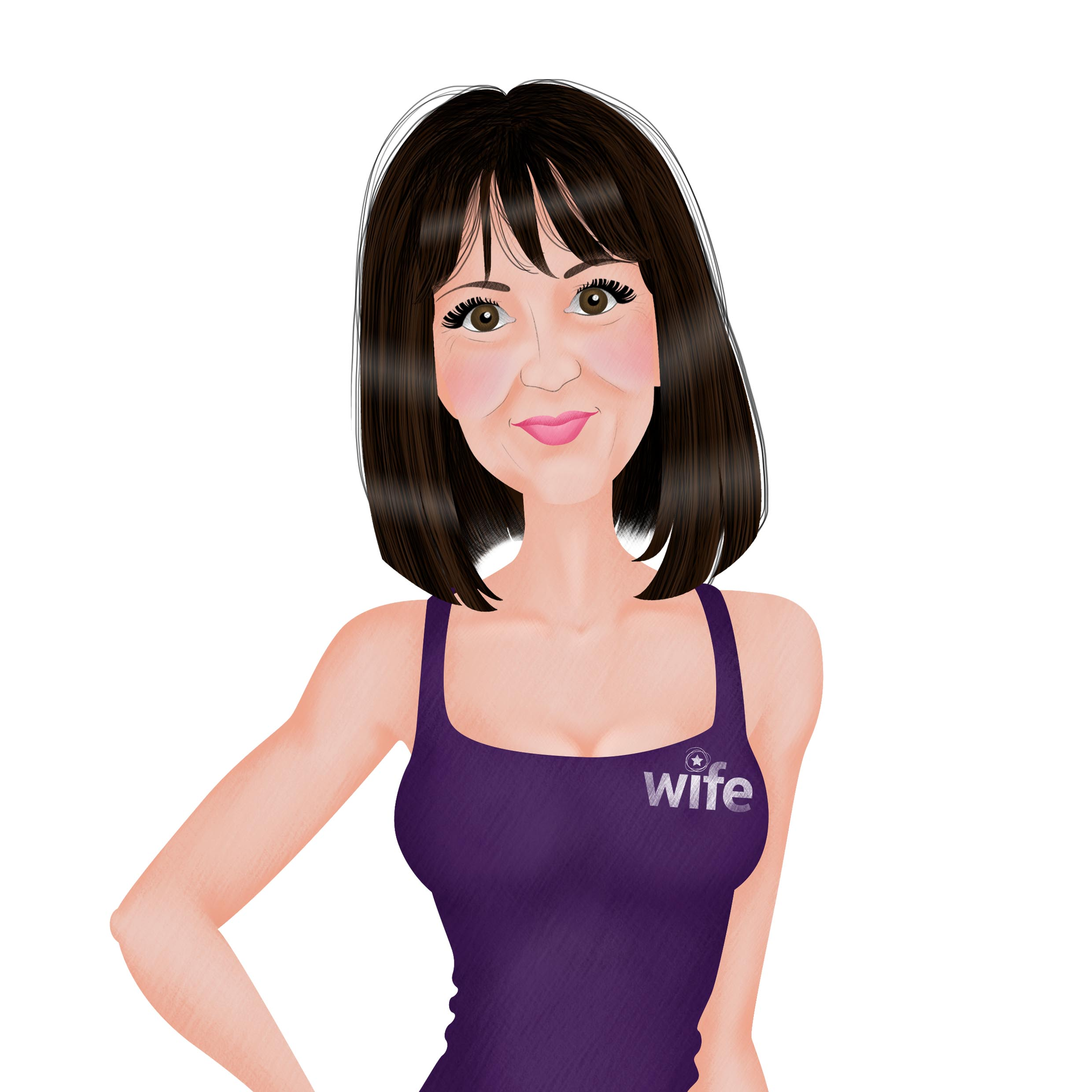 Here's  Jacqueline  herself! Jacqueline Hooton is the founder and host of Women In Fitness Empowerment ( WIFE )Events.