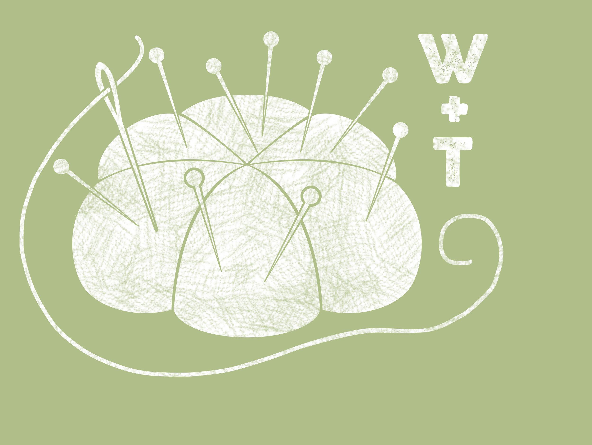 William and Tilda  - Logo design version 1