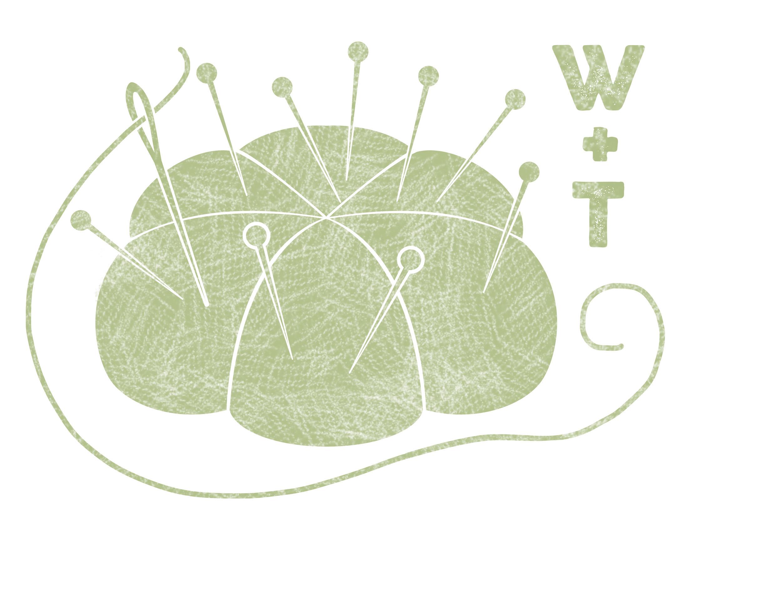 William and Tilda  - Logo design version 2