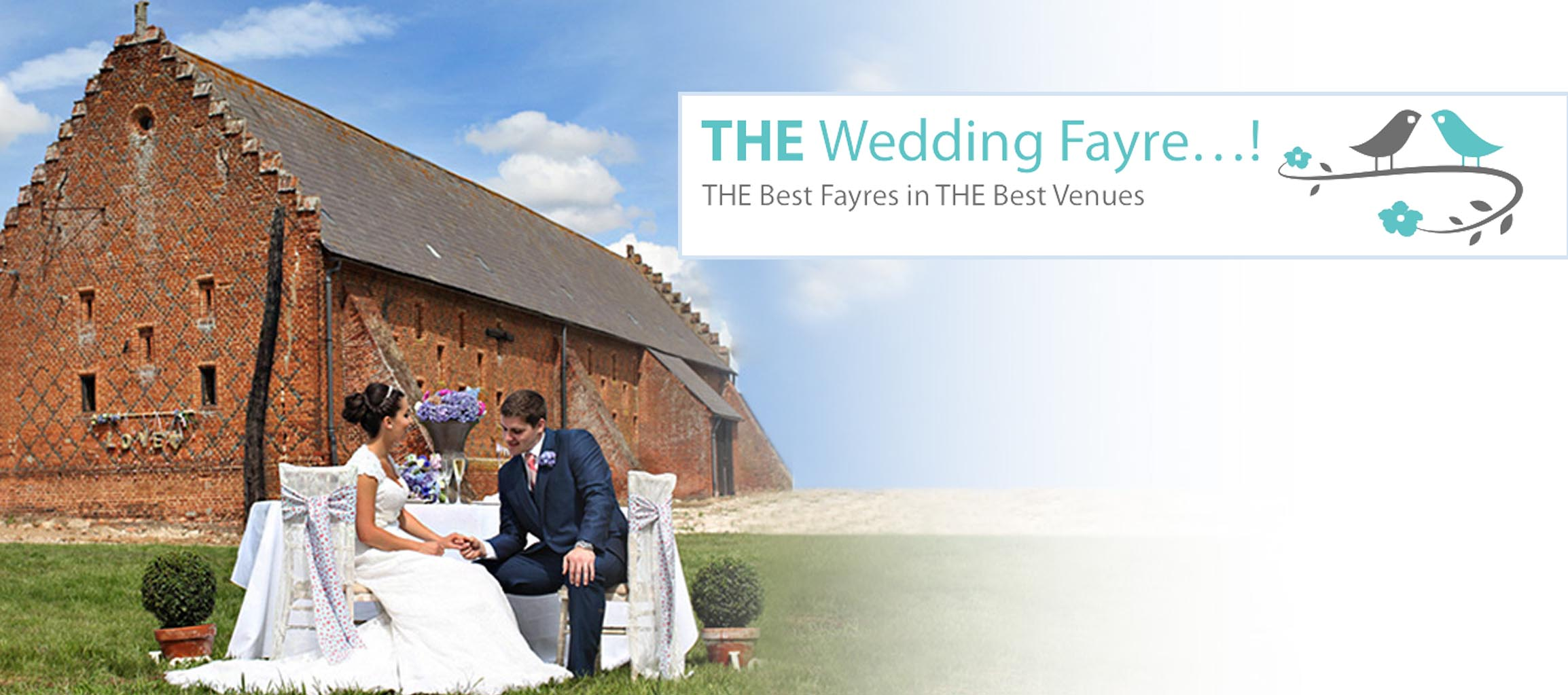 THE wedding fayre...! - 1st Oct '17 - Copdock Hall, Copdock.11.00am - 3.30pm