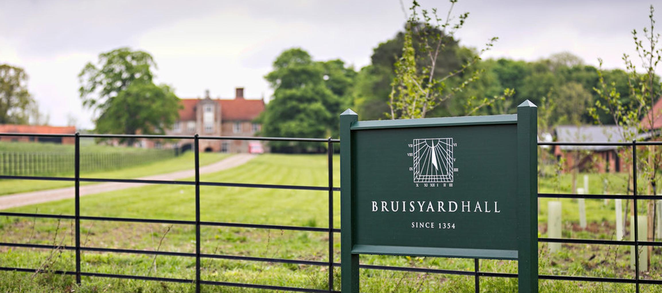 Bruisyard hall - open day. - 28th January '18 - Bruisyard Hall, Suffolk.10.00am - 2.00pm