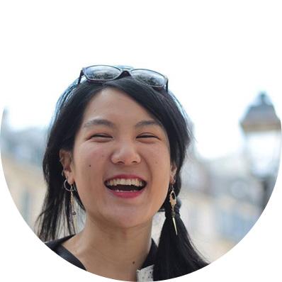 Fabienne, créatrice du blog Food & Voyage  A la cherche du pain perdu