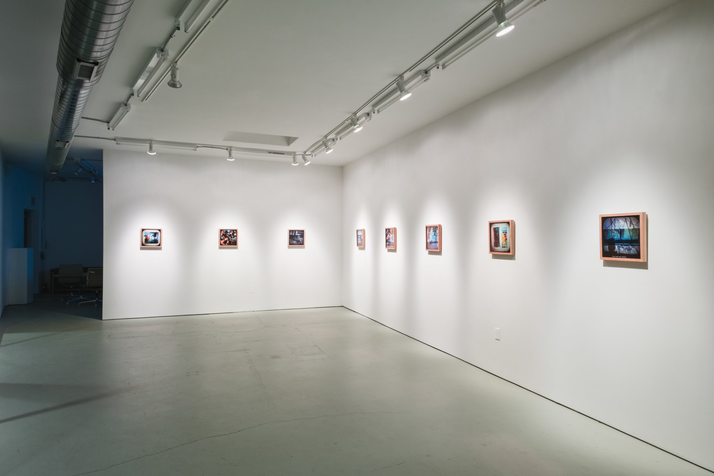 Installation view at The Green Gallery, April 20th – June 1st, 2019 – Milwaukee, Wisconsin