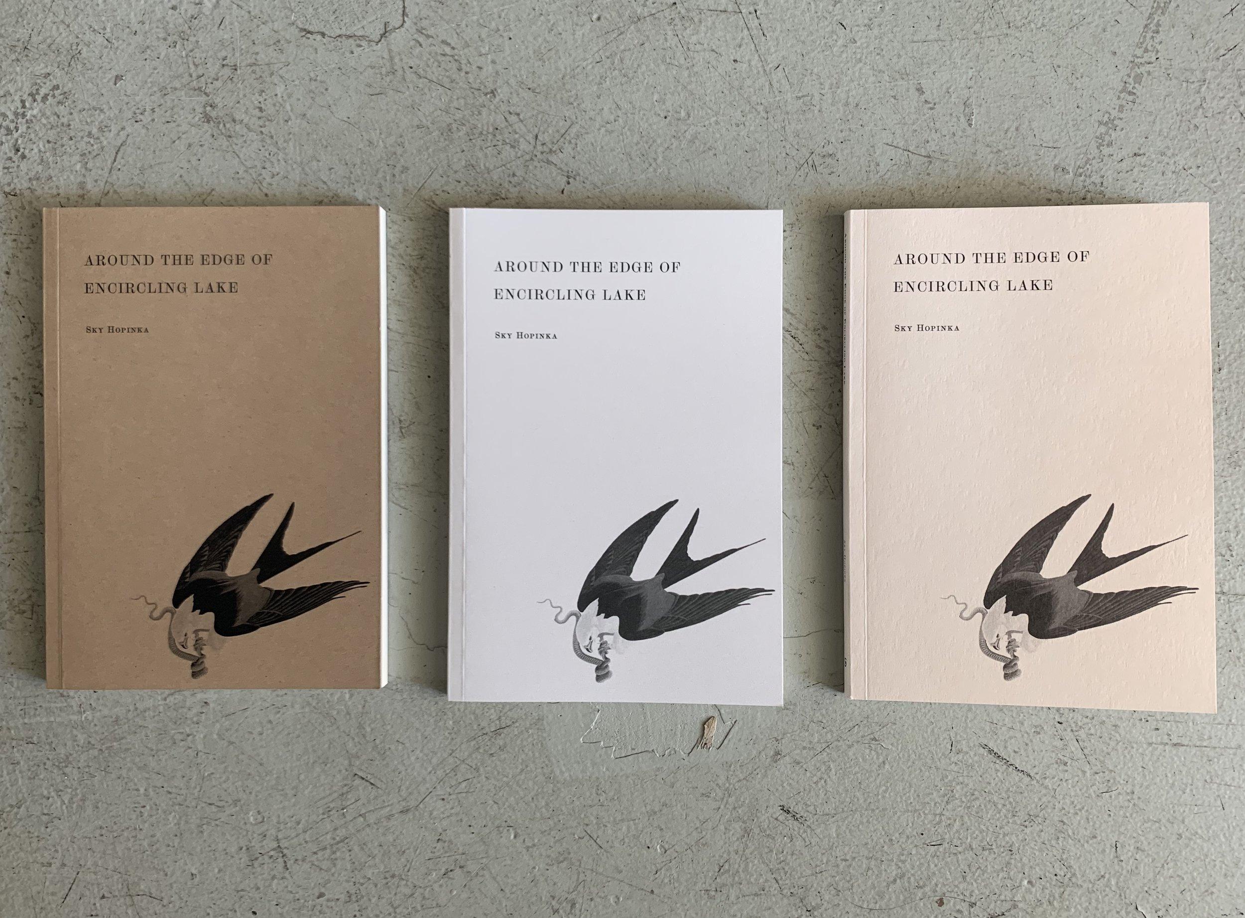 First printing, second printing, third printing