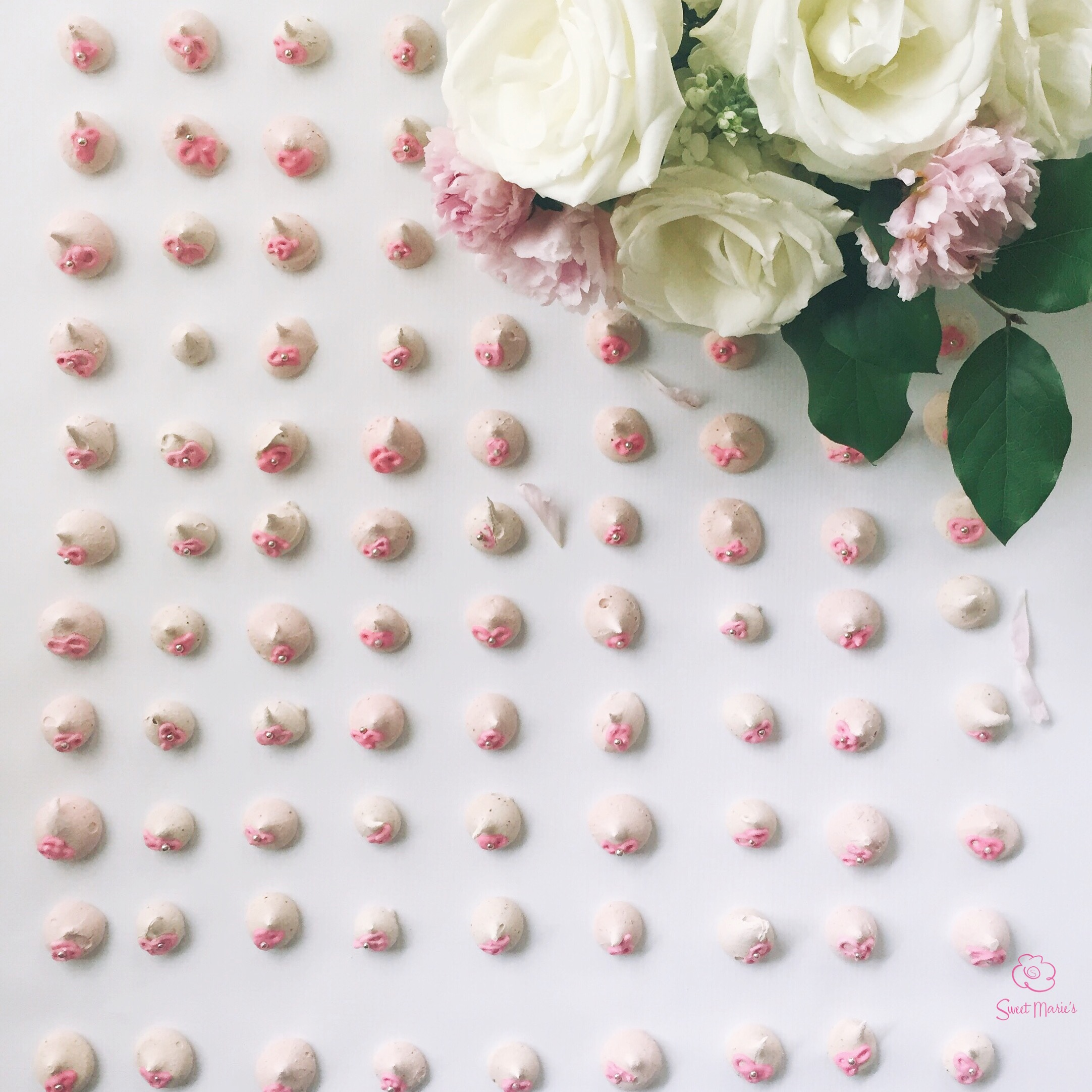 Sweet Marie's Mini Meringues