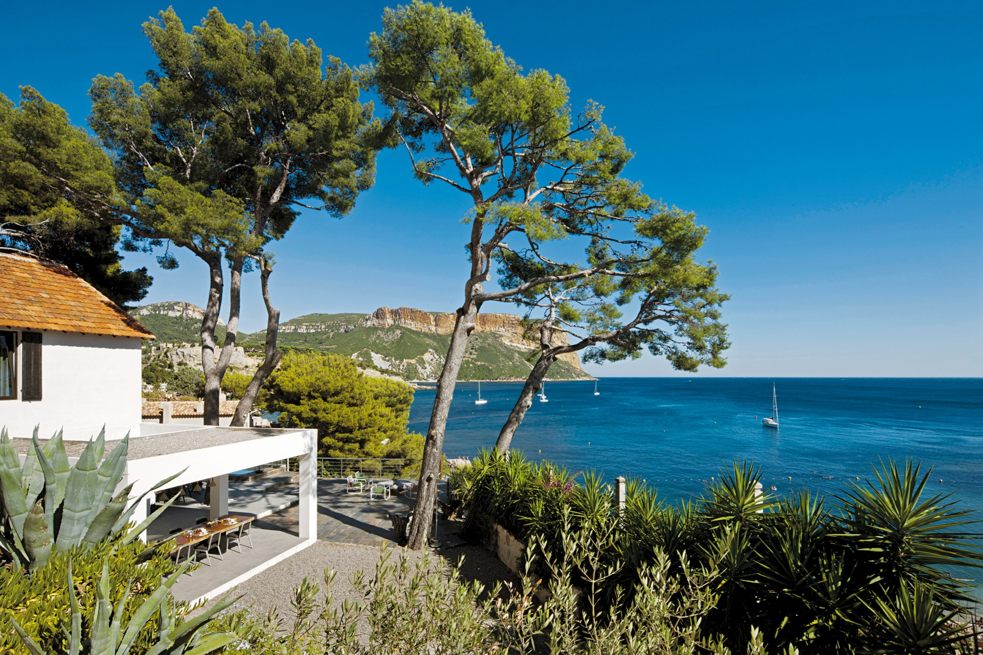 The Côte d'Azur