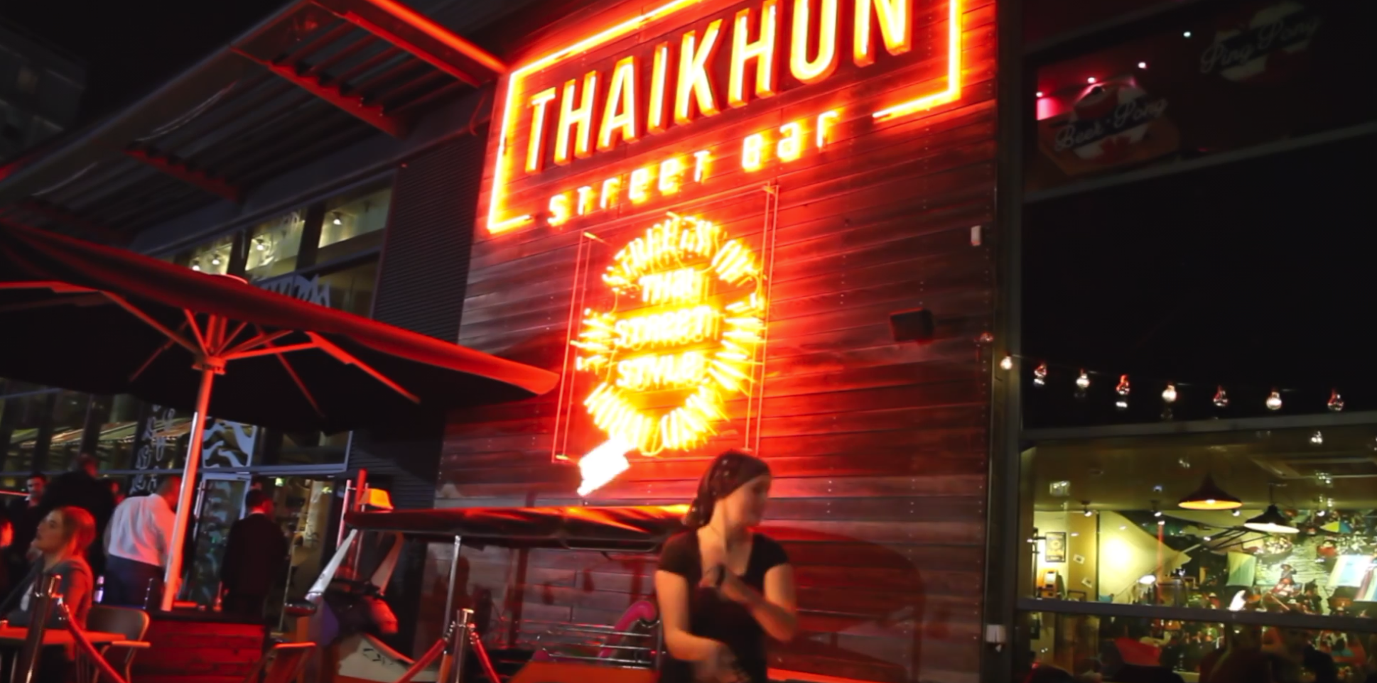 Thaikhun Street Bar - Thaikhun Is a Thai inspired street bar based in Liverpool