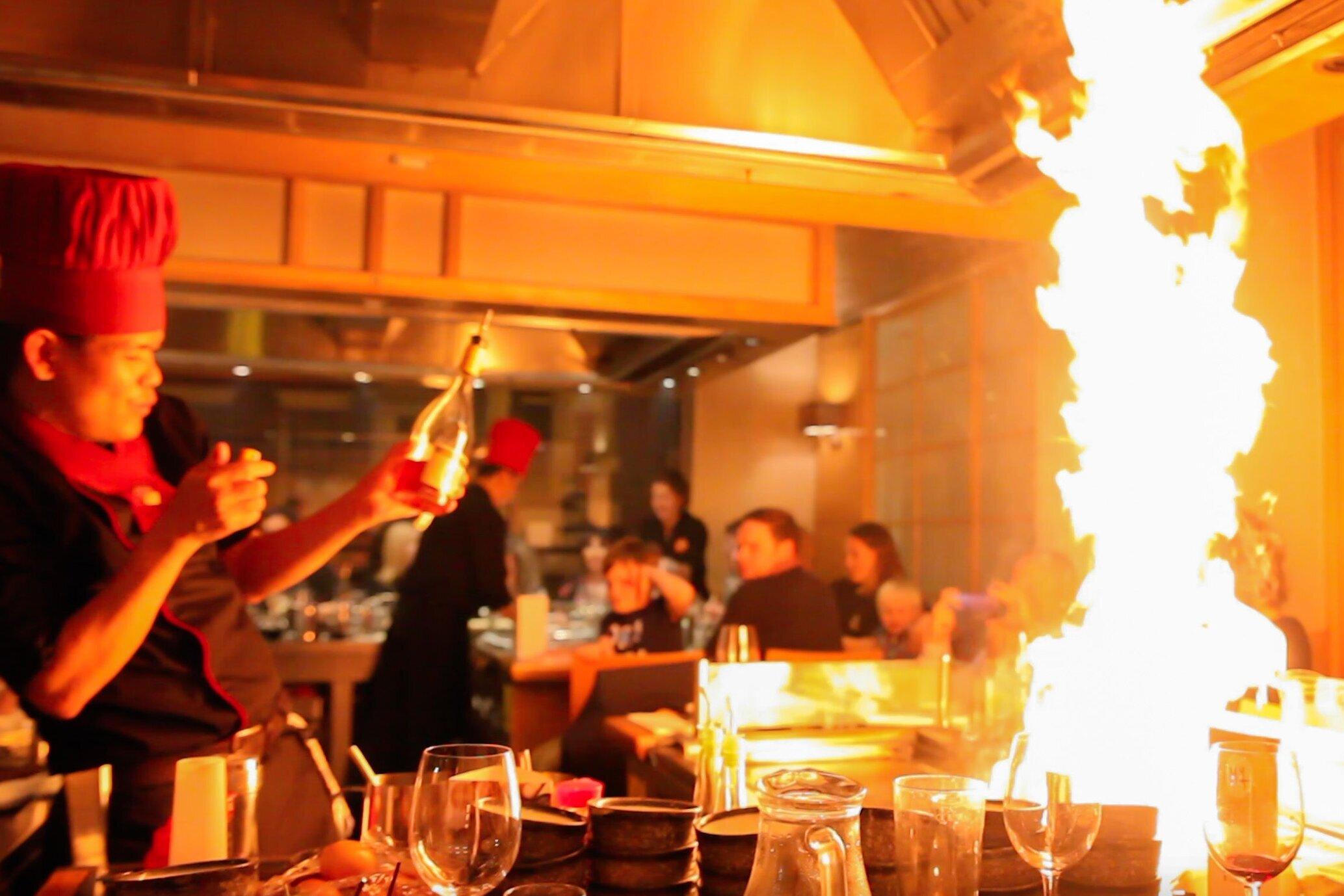 Sapporo - authentic Japanese cuisine