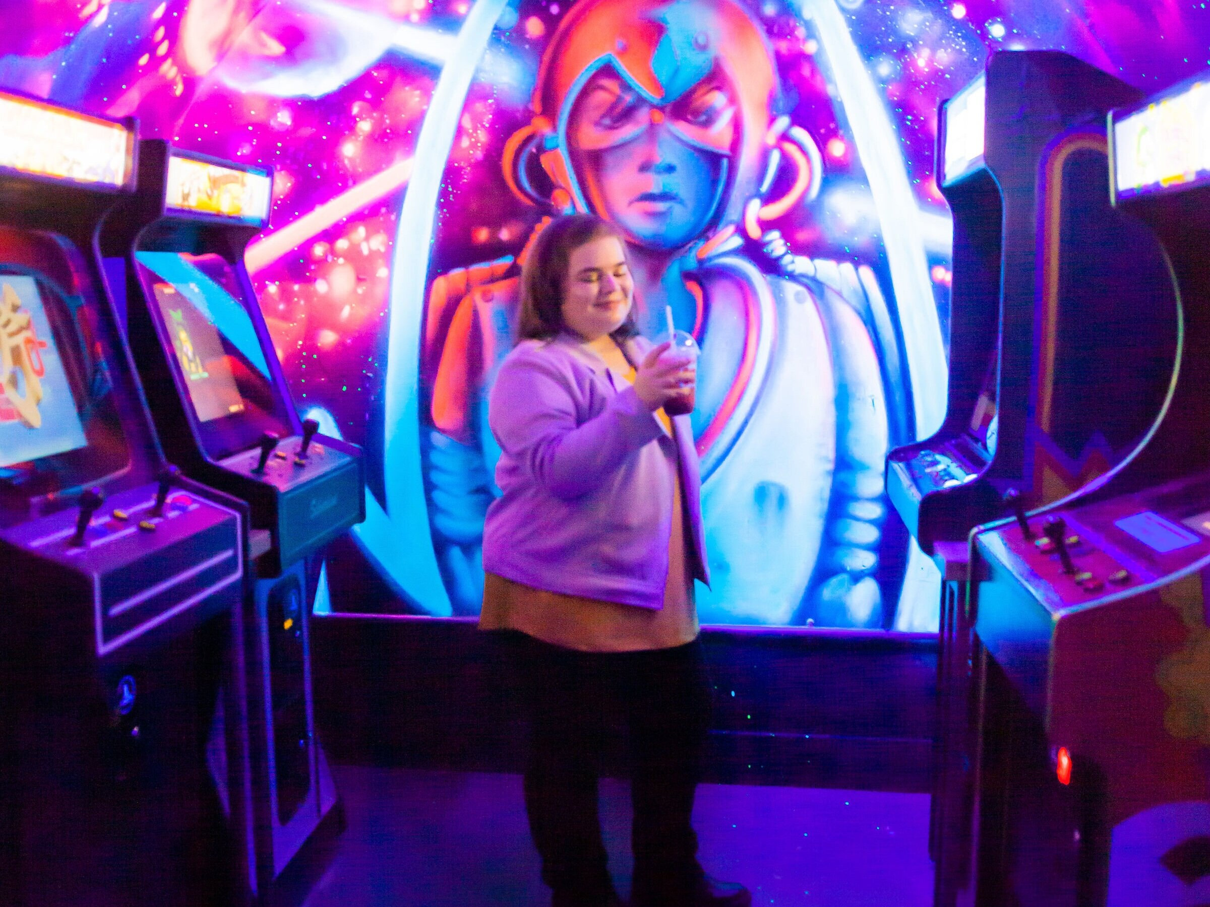 NQ64 - Arcade Bar.