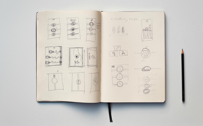 Coconuts Sketches