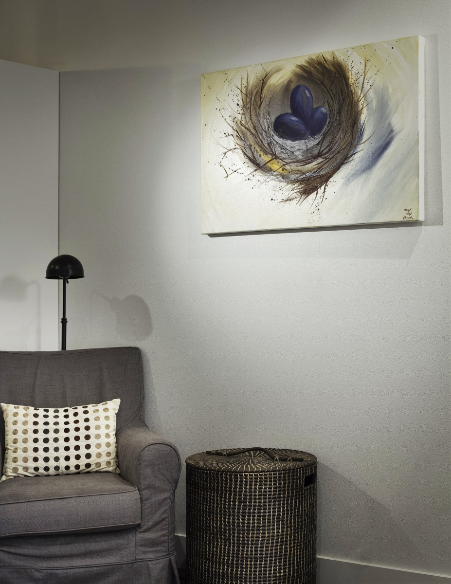 Custom painting by Forte Design Studios