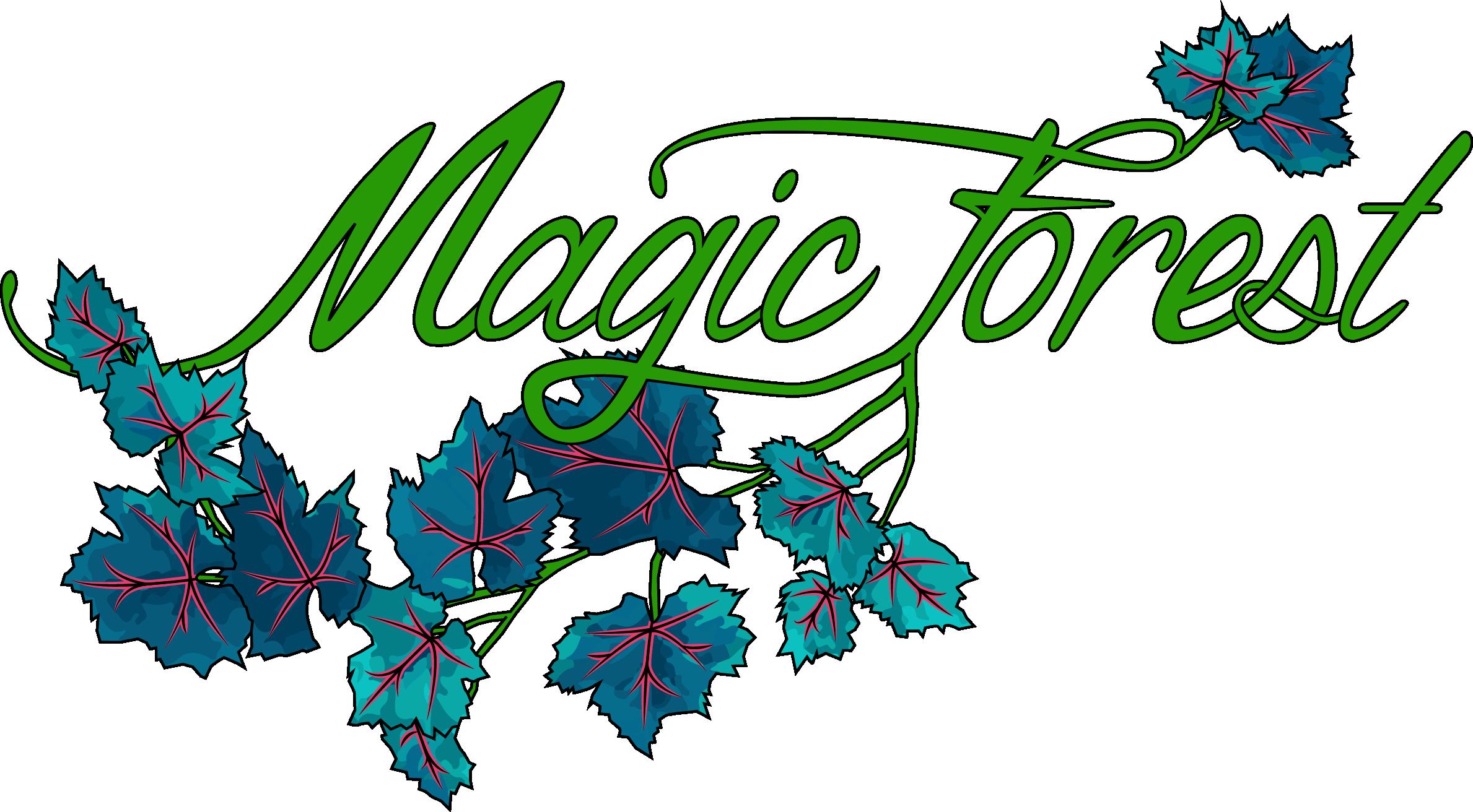 Magic Forest Deco