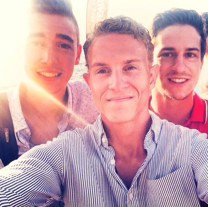 I already miss these guys.