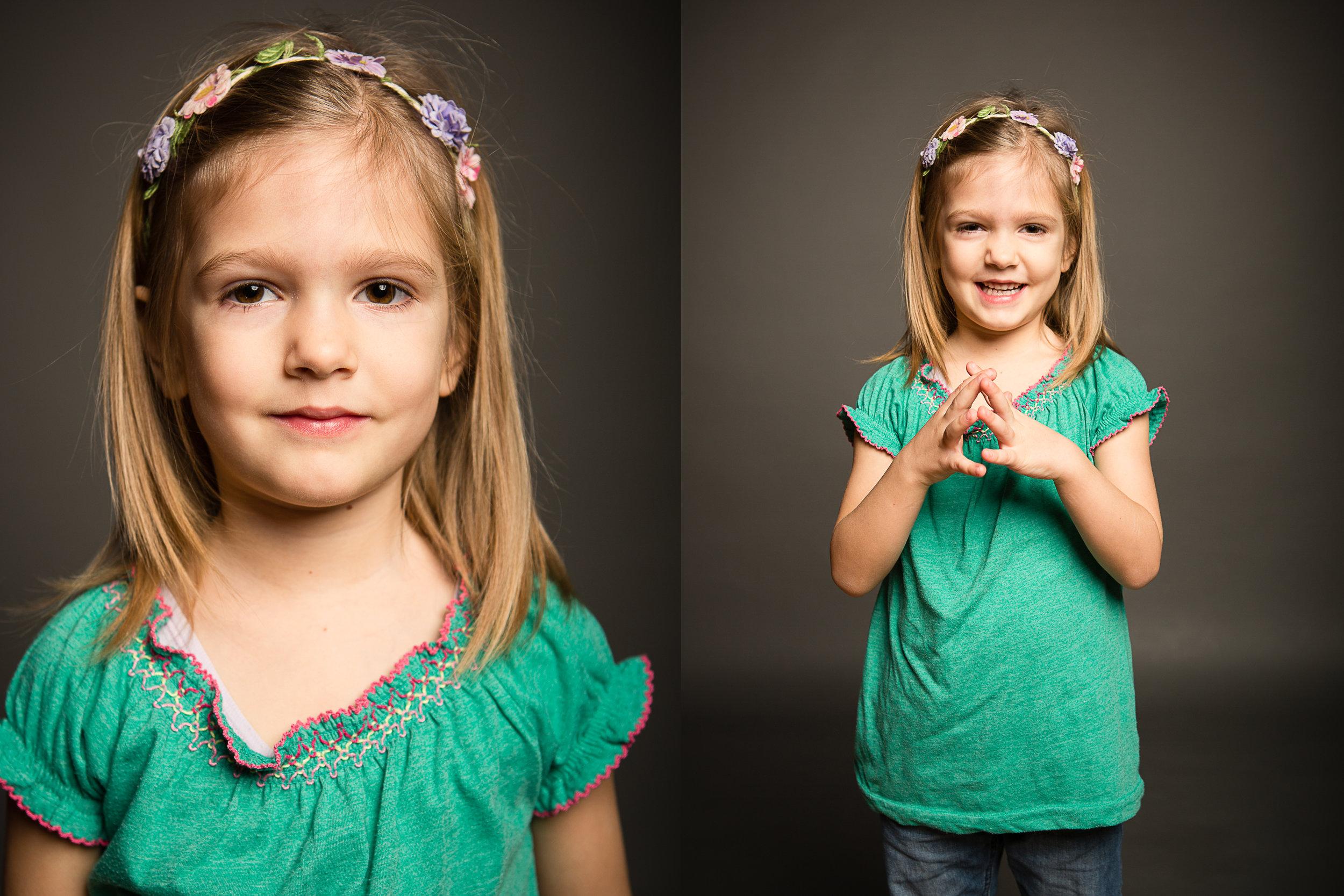 Zur eigenen Auswahl (5 bis 10 Fotos pro Kind)