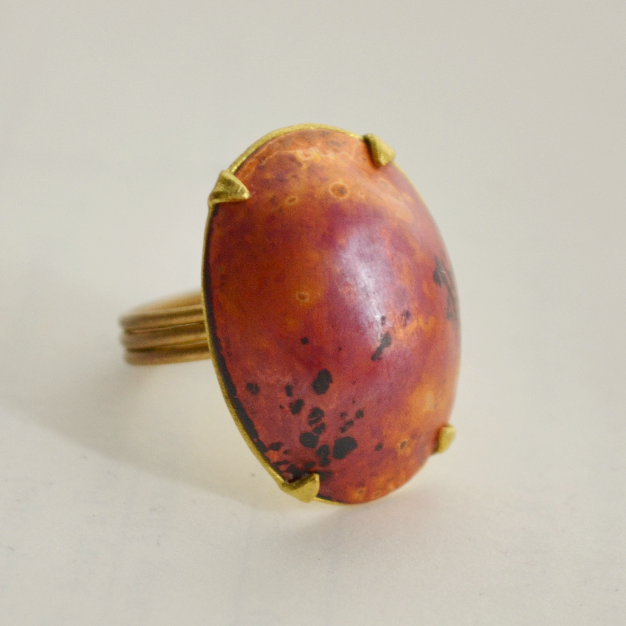 Brass, copper