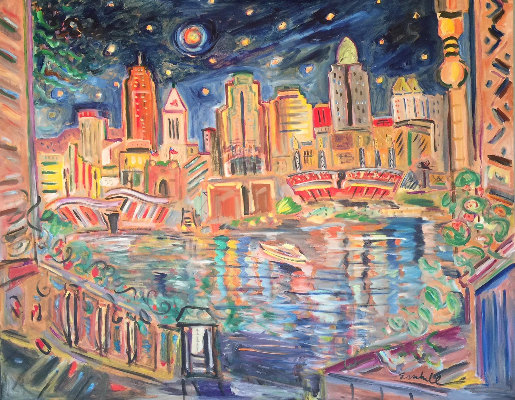 Cincinnati with Love