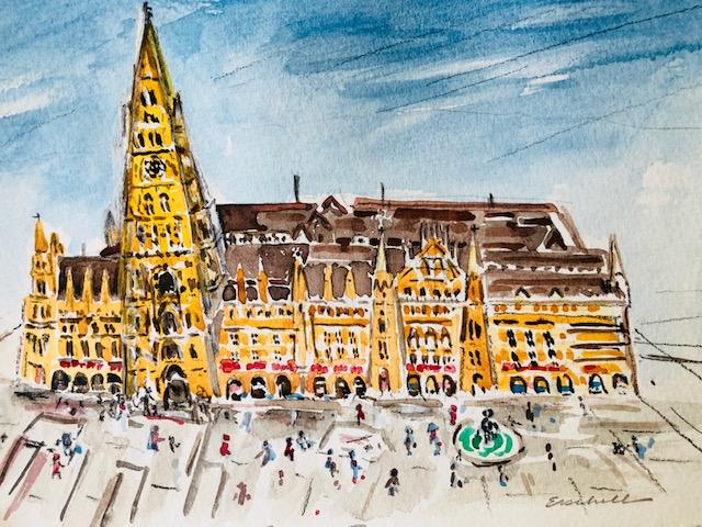 Franenkirche Munich, Germany