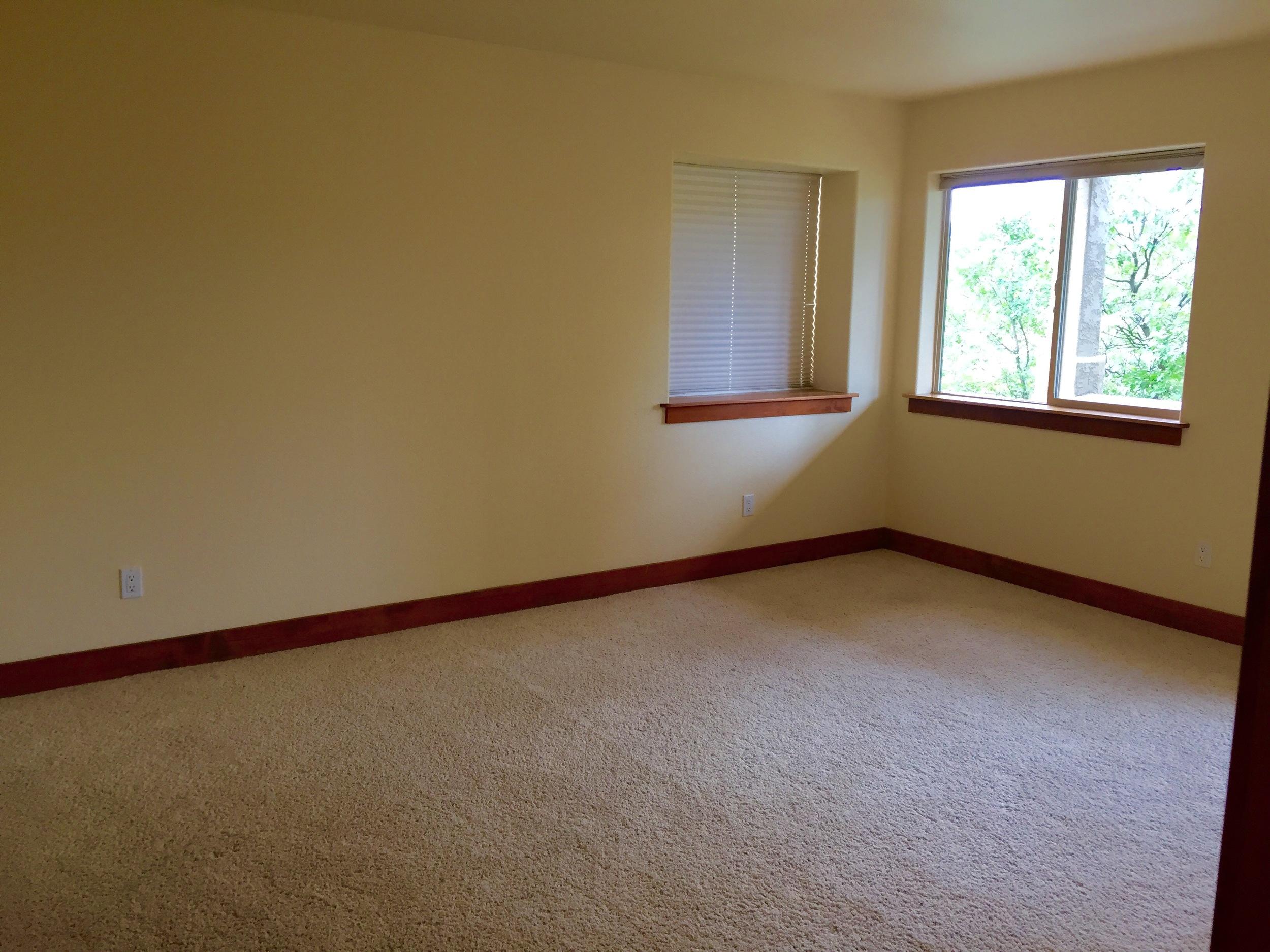 Basement Bedroom - Unfurnished