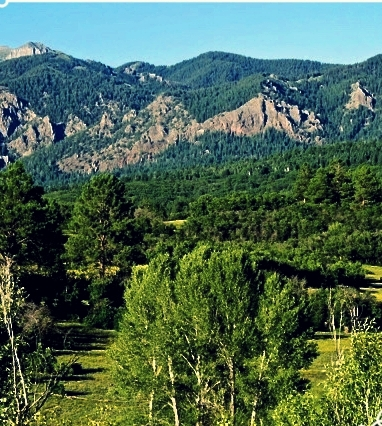 Hidden Haven Ranch - Hidden Haven Ranch is a Beautiful 35 acre Parcel in Continental Divide Ranch (CDR), Chromo, CO! Underground Power, Phone and Central Water to Lot Line! Only $395,000! Build your