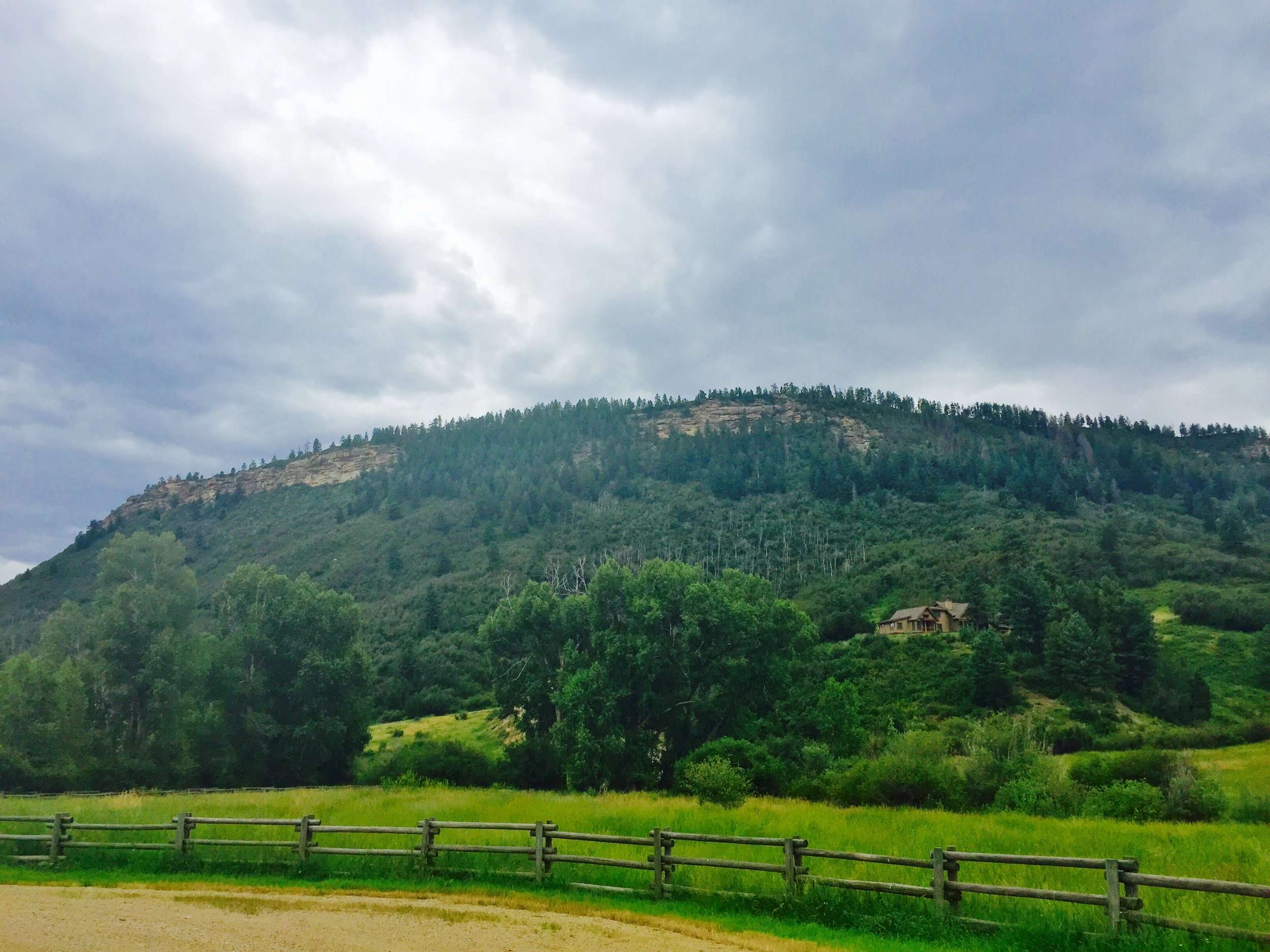 Colorado land and farm property