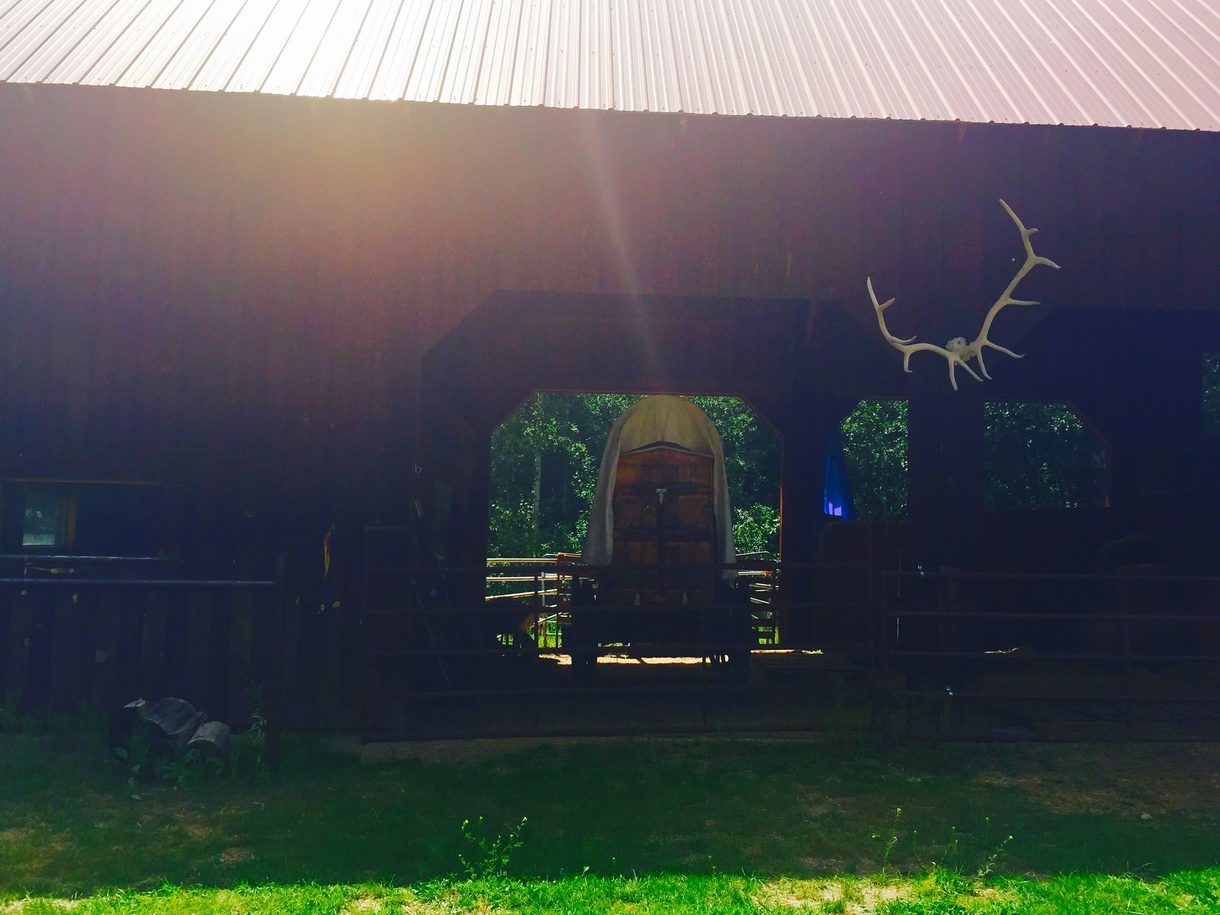 Shalako Ranch, now called, Sword of Truth Ranch