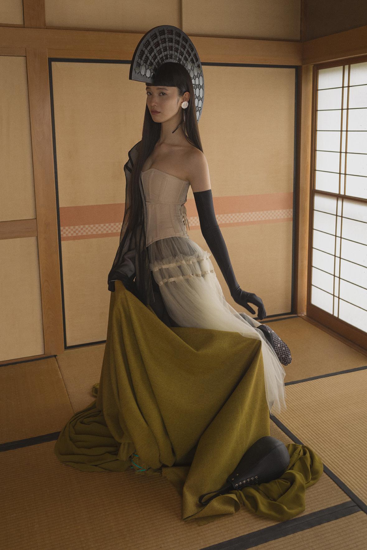 Vogue Italia - Demi Demu / Yuka Mannami