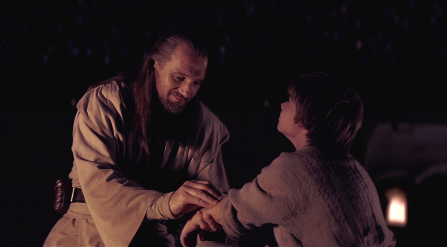 Young Anakin's viral load is even higher than Master Yoda's ( Image )