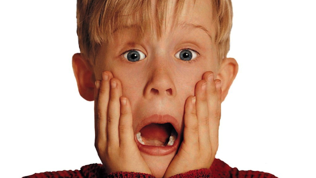 It's been at least a month since we've used a Home Alone reference... ( Image )