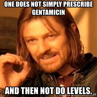 Luckily, pharmacists are experts when it comes to drug monitoring. (   Image   )