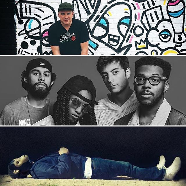 GOOD FRIDAY! Pumped to be coming to Austin THIS Friday 8/5 at @mohawkaustin! Opening up for @magnacarda along with @boombaptist! #livehiphopo
