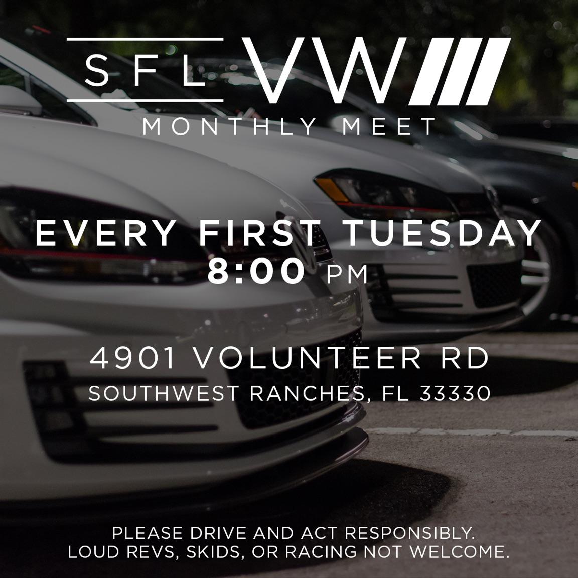 SFL VW Meet