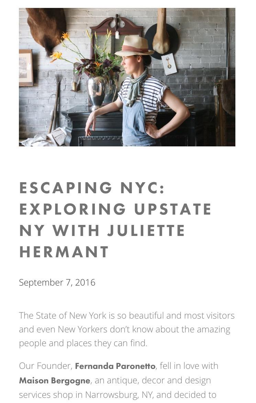 Behind The Scene NYC
