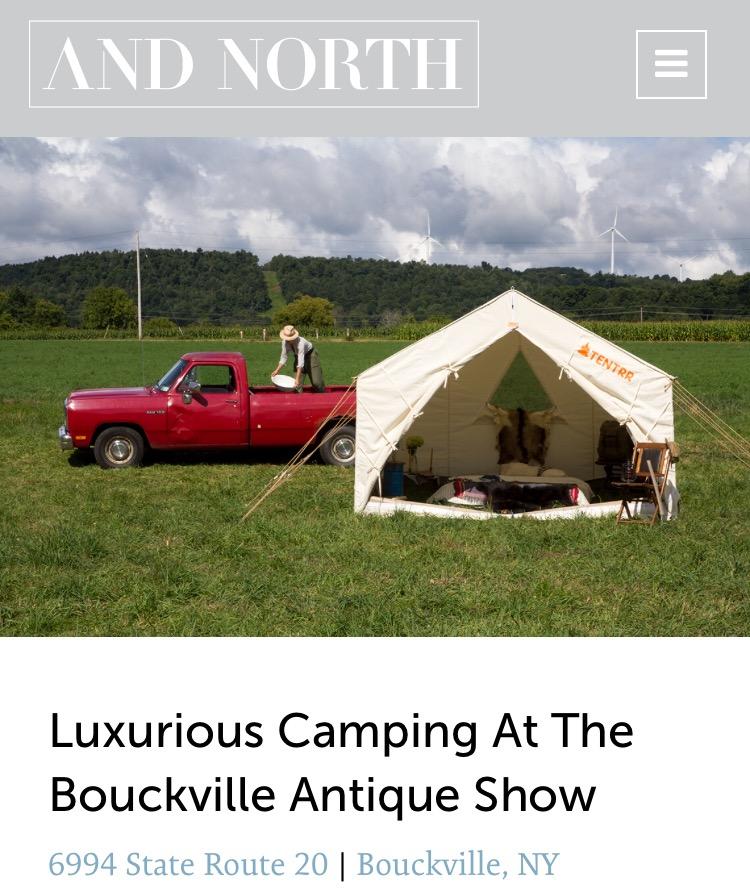 Madison Boukville Antique Show