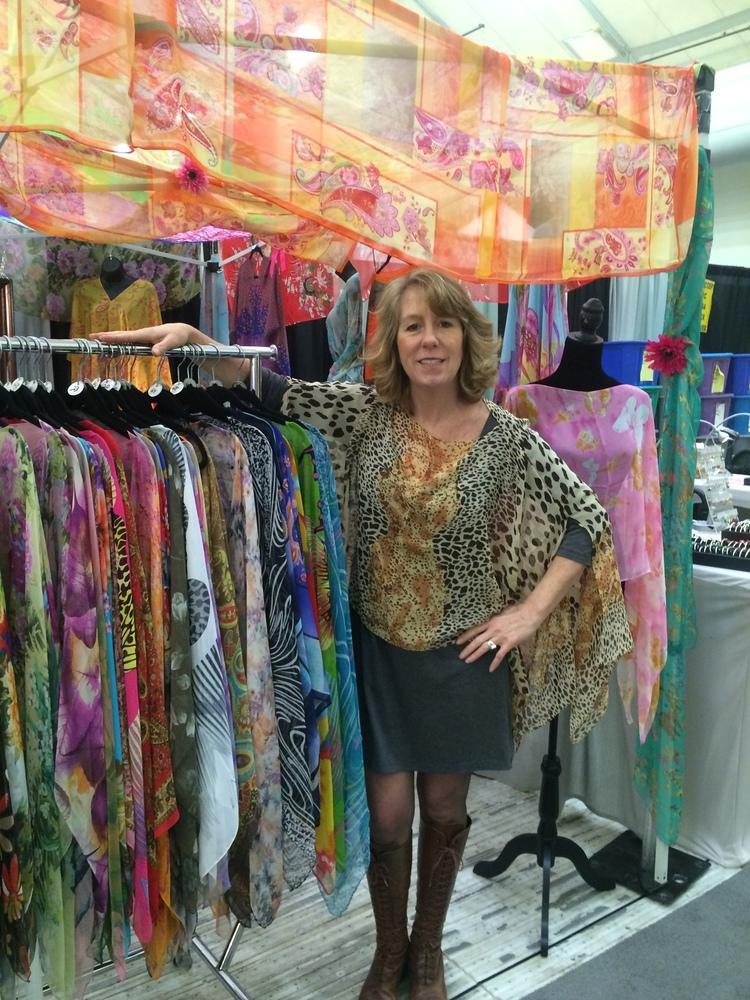 Melissa Tarr, Owner Design of Mine