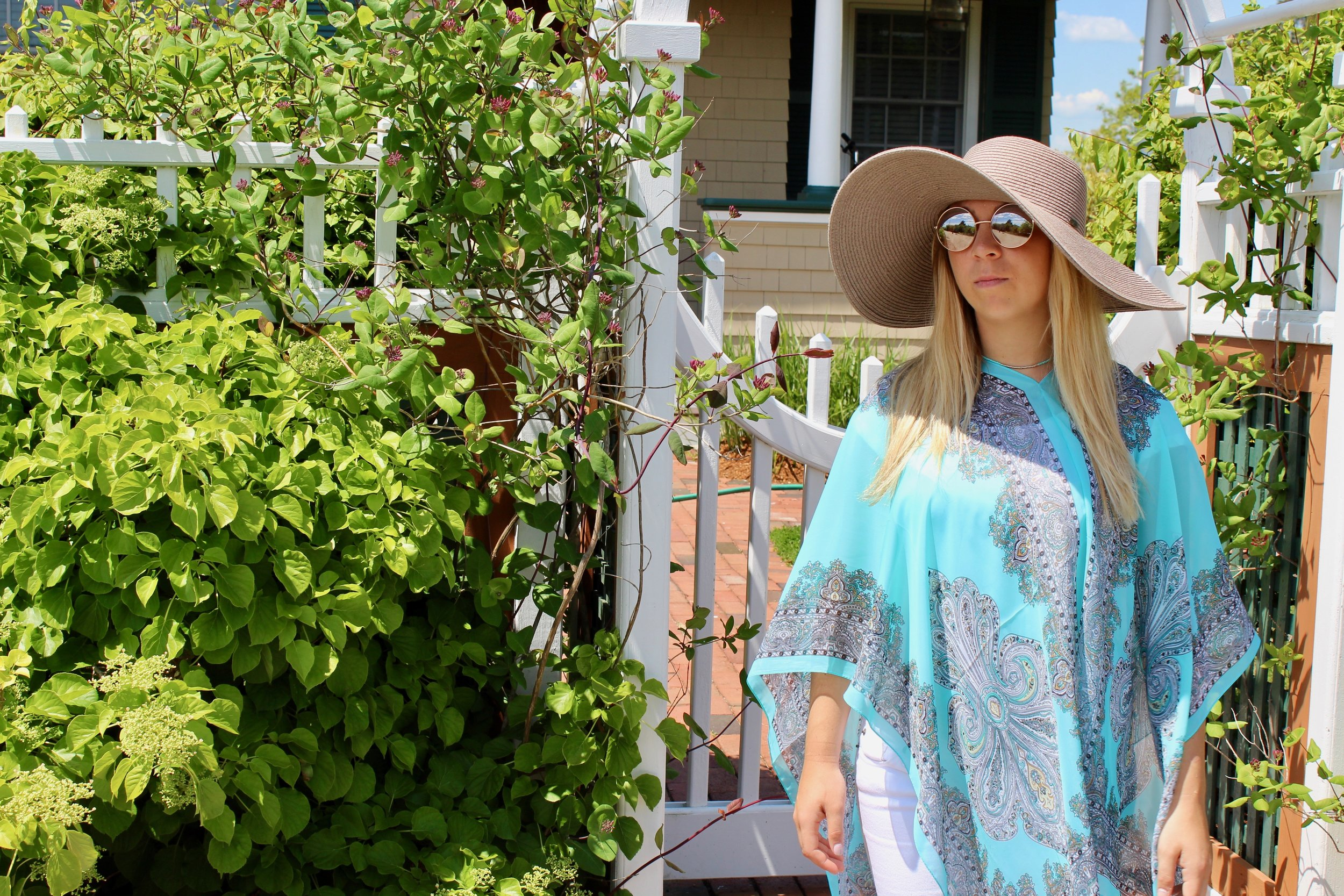 The Fluttershawl - (and wholesale)