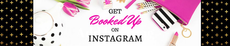 Get Booked Up on Instagram